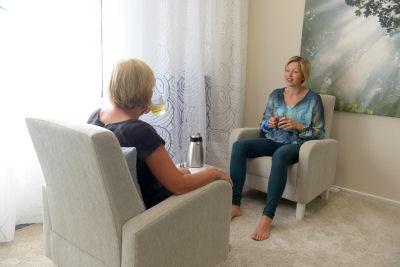 Rebalancing sessie bij LichamelijkerWijs in Zwolle